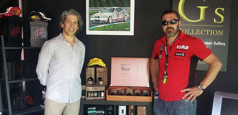 Presença no Circuito Internacional de Vila Real