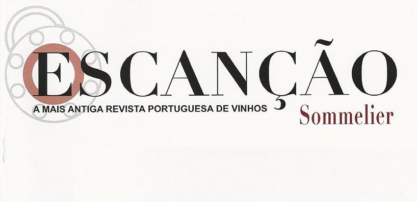 """Vinhos Quinta do Estanho provados e pontuados pela revista """"O Escanção"""""""