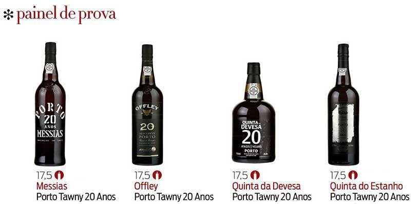 Quinta do Estanho na Revista de Vinhos