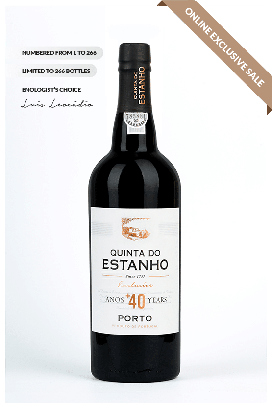 Quinta do Estanho Exclusive Over 40-year Port