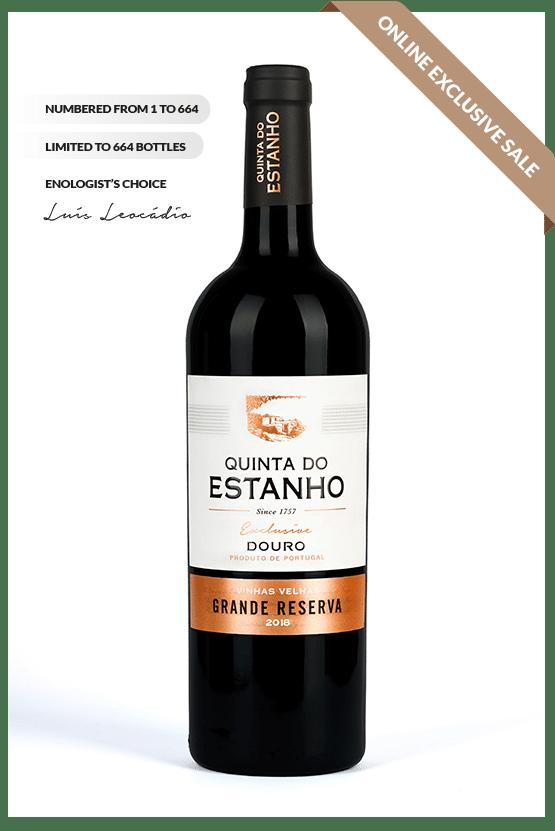 Quinta do Estanho Exclusive Grand Reserve 2018
